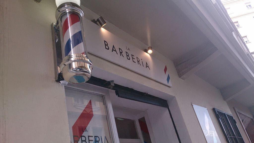 Han vuelto para quedarse…..Barberías