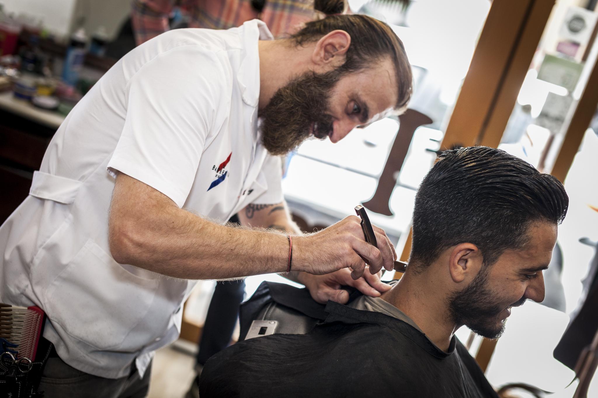 La entrevista de Mr. Barbero…Daniel Monge «La Barbería de Málaga»
