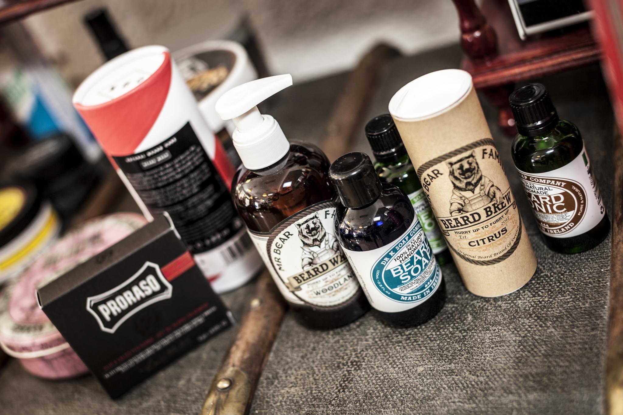 Diferencias entre aceite y bálsamo para la barba