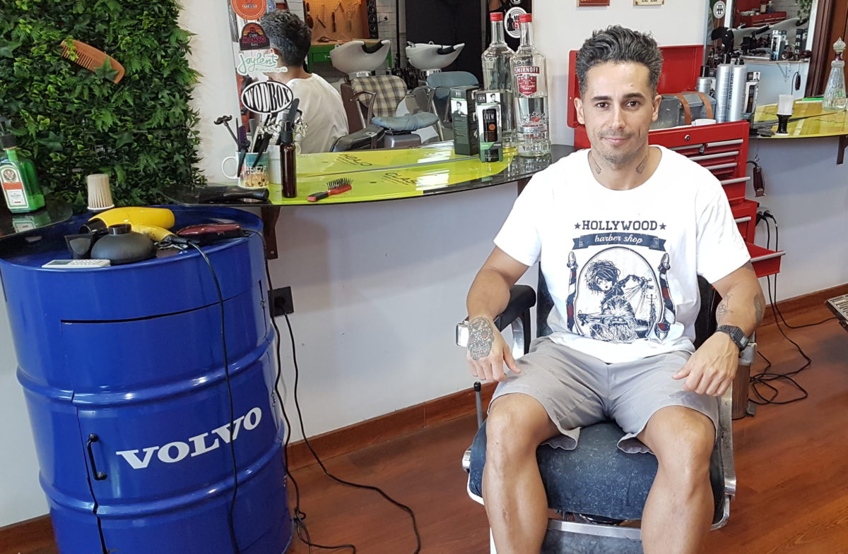"""La entrevista de Mr. Barbero…Ismael Mochon """"Surbarbers"""""""