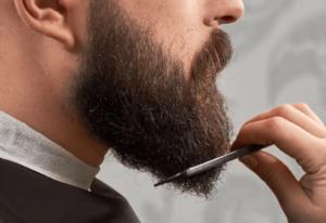 Barba siempre cuidada