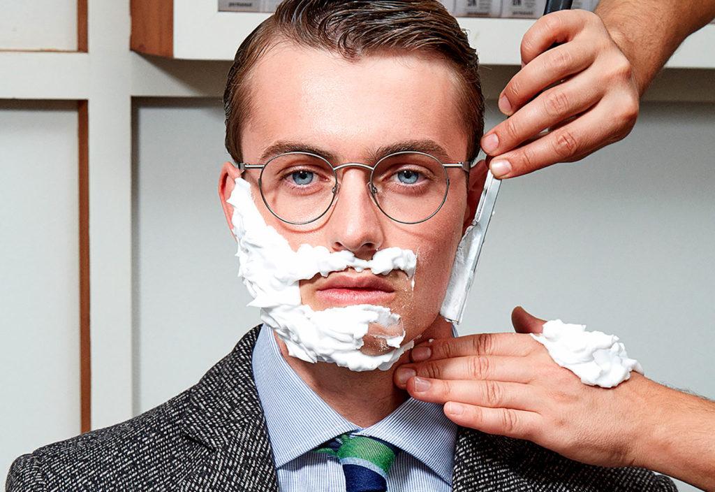 Errores habituales afeitado clasico